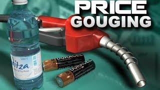EconoMinute: Price Gouging