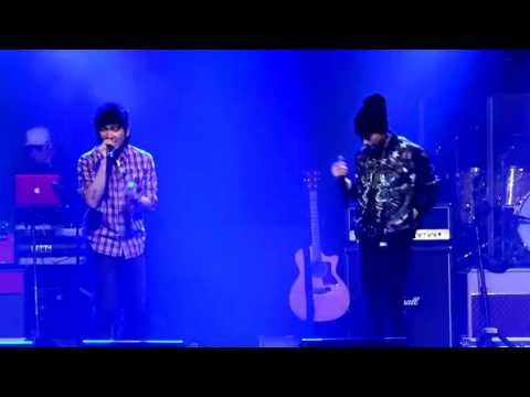[LIVE] MYK ft Tablo - Lovestrong