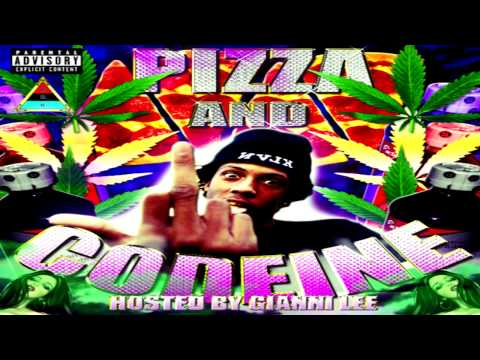 Chris Travis - Codeine & Pizza [FULL MIXTAPE]