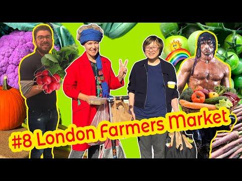 #8 London Farmers Market / Лондонский фермерский рынок