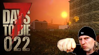 🔨 7 Days to Die [022] [Es lebe die Gartenarbeit] Let's Play Gameplay Deutsch German thumbnail