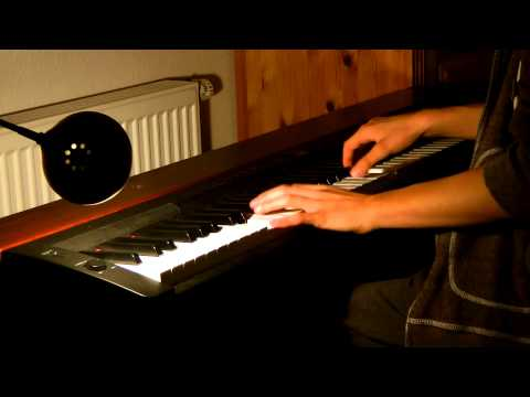 Harry Potter - Fawkes the Phoenix for piano solo [HD] // Kyle Landry