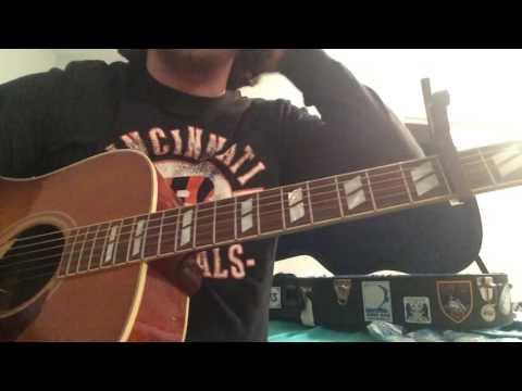 Nobody to Blame Guitar Lesson - Chris Stapleton