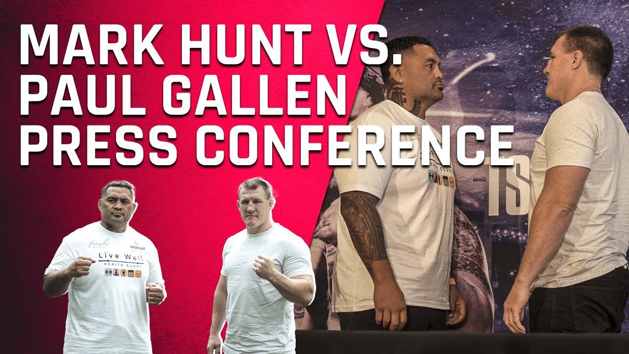 Mark Hunt Vs Paul Gallen And Tim Tszyu Vs Bowyn Morgan Results And Highlights Sporting News Australia