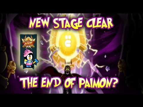 LINE RANGERS INDONESIA: NEW MAIN STAGE BASE CORE SECTOR (421 - 432) CLEAR!!