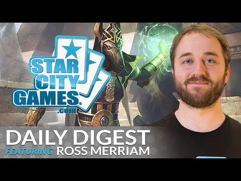 Daily Digest: G/W Aggro with Ross Merriam [Standard]