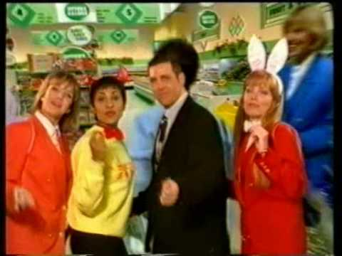 SuperMarket Sweep Music Video - Will you Dance with Me