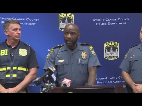 Athens-Clarke County Police Provides Details On Officer-involved Shooting