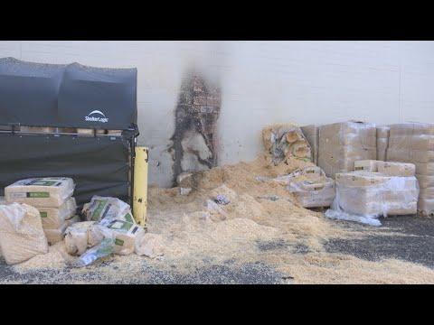 Arson Suspect Sought In Klamath Falls