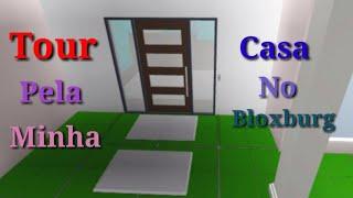 Roblox - Tour Pela Minha Nova Casa (Bloxburg)| Li Pink Games|