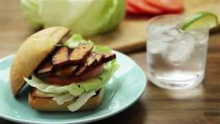 Vegetarian Recipes - How To Make Veggie Bacon