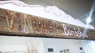 New Spring Antique Booth Space at the Vintage Mall!