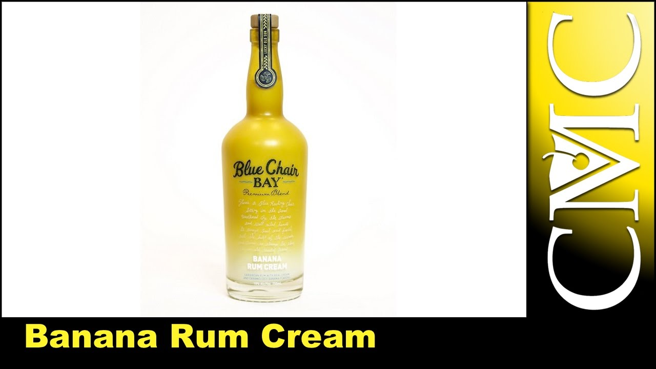 Lovely Blue Chair Bay Banana Rum Cream Review