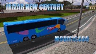 irizar new century  euro truck simulator 2 modbus