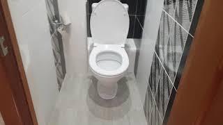 Дядько Вітя. Ремонт ванної та туалету Світу 43 НК