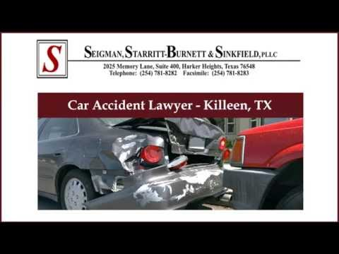 Car Accident Lawyer - Killeen, TX