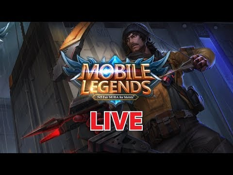 SPAM YSS !! SAMPE MYTHIC PLS LAH !! 💎💎💎 -  Mobile Legends [Indonesia] LIVE