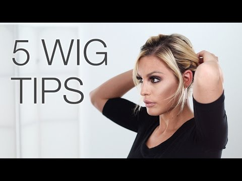 5 Wig Tips for a Completely Natural Look