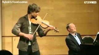 "Alexander Rybak - ""Hungarian Dance no 5"", Johannes Brahms"