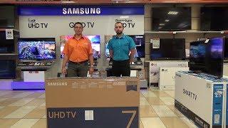 Expert Kecskemét - Samsung UE49NU7102 kicsomagolás és bemutató