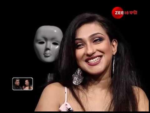 FACE OFF between RITUPARNA SENGUPTA and ZEE 24 Ghanta's Editor Anirban Chowdhury