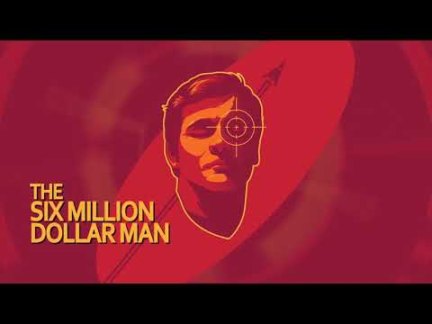 The Six Million Dollar Man Theme Cover