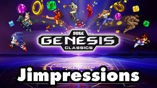 Sega Genesis Classics - Sega Fucked This Up Bad (Jimpressions)