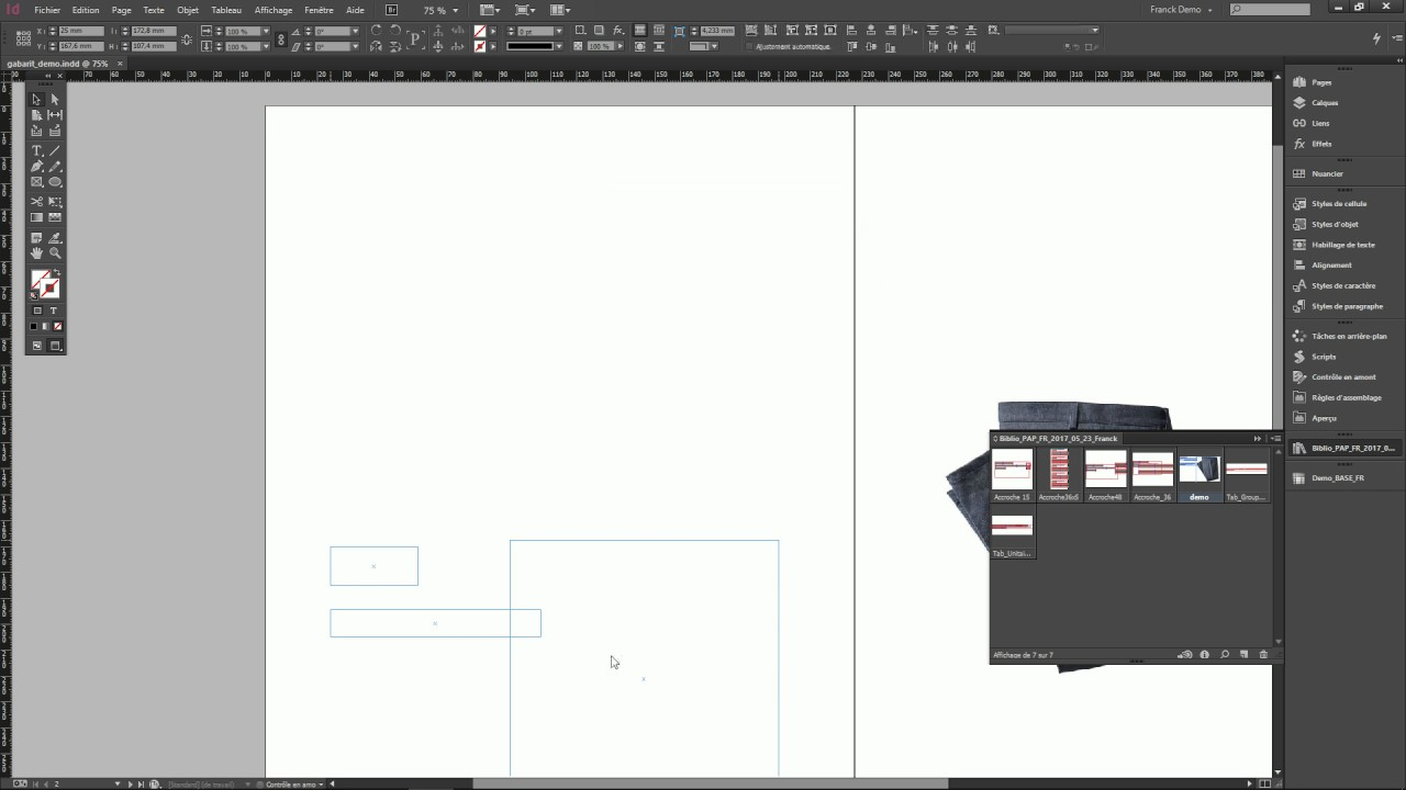 Ultimate Automation with Indesign Scripts & EasyCatalog
