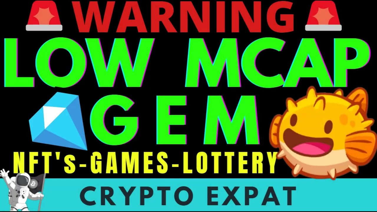 Hidden Gem In This Video, Low MCAP, NFT's , Blockchain Games,  Pancakeswap -BLOWFISH