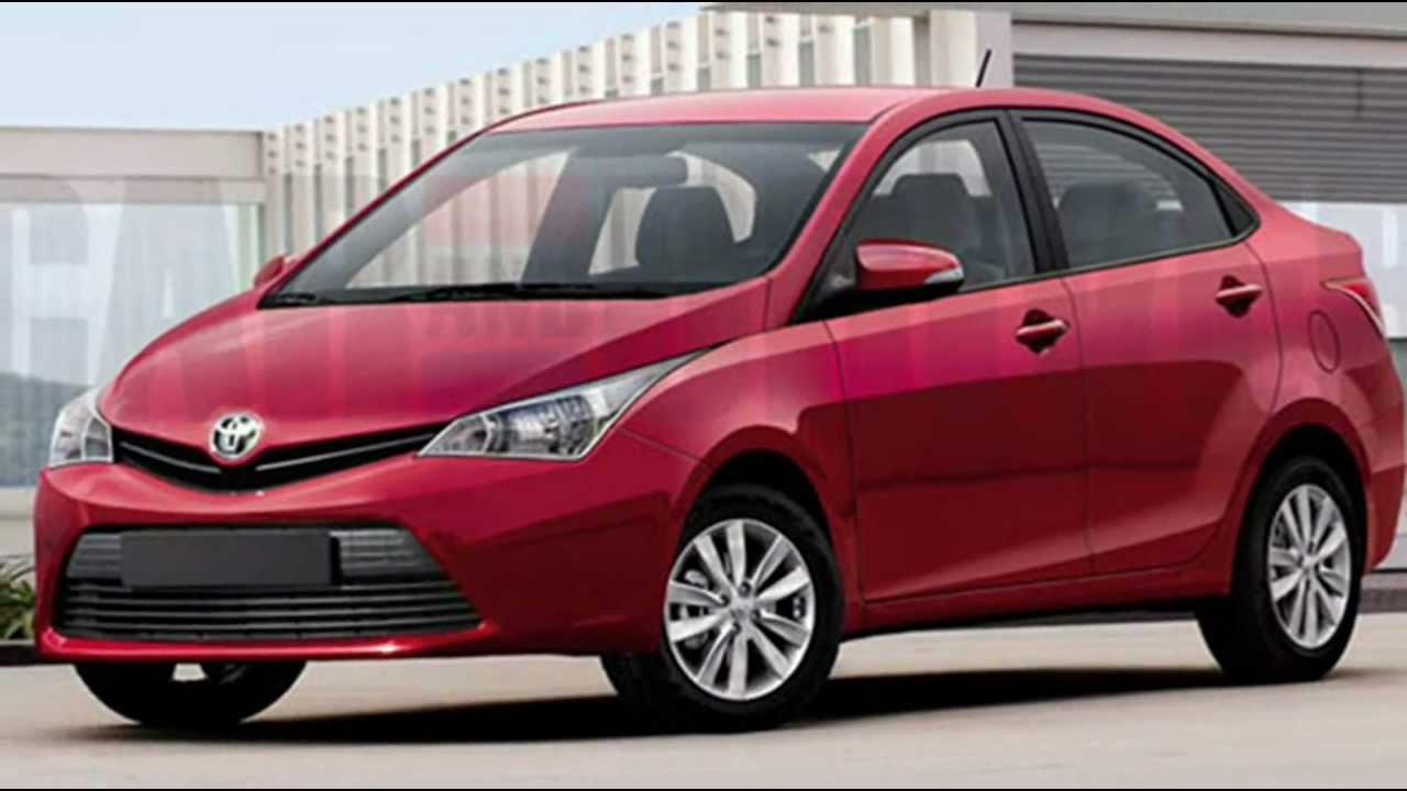 PRÉVIA Novo Toyota Vios Dear Qin 2018-Nacional entre Etios & Corolla ...