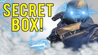 SECRET STRANGE BOX DISCOVERED IN DESTINY!