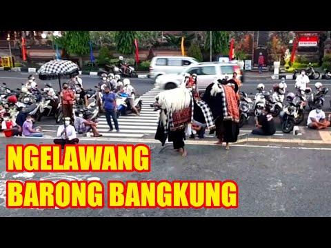 Ngelawang Barong Bangkung