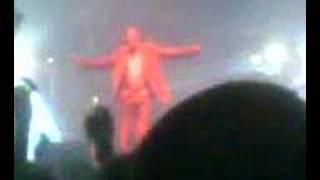 Faithless Live NIA - Hope & Glory,Muhammad Ali
