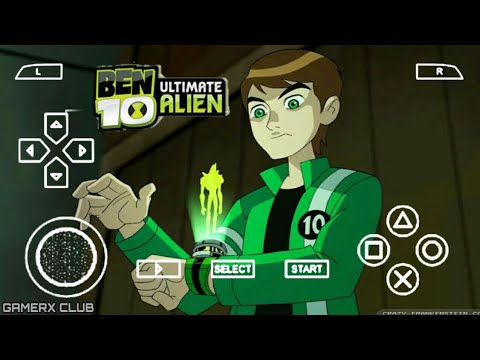 [OFFLINE 50MB] Download Ben 10 Ultimate Aliens High Graphics Game With Unlimited Money For Android