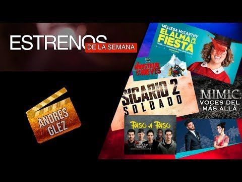 Estrenos de Cine Junio 2018 | Películas en Cartelera