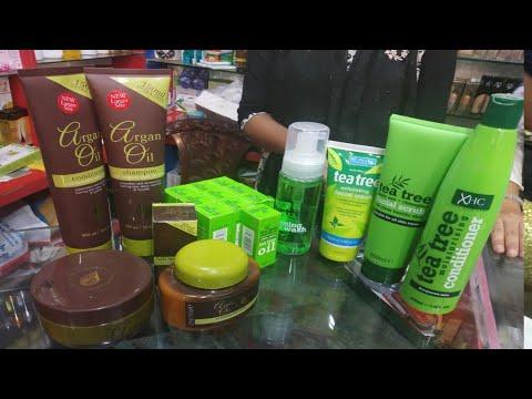 Tea tree and argan oil cosmatic price | চুল পরা বন্ধ করতে ও