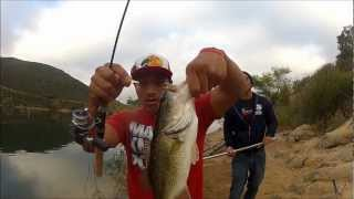 Lake Poway Bass Fishing