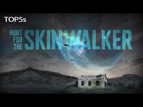 5 TRULY Terrifying Anomalies & Stories From The Skinwalker Ranch...