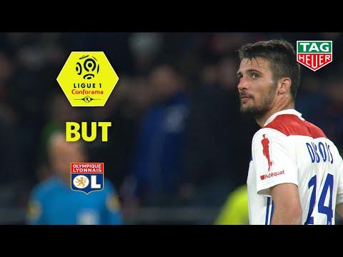 But Léo DUBOIS (74') / Olympique Lyonnais - LOSC (2-2)  (OL-LOSC)/ 2018-19