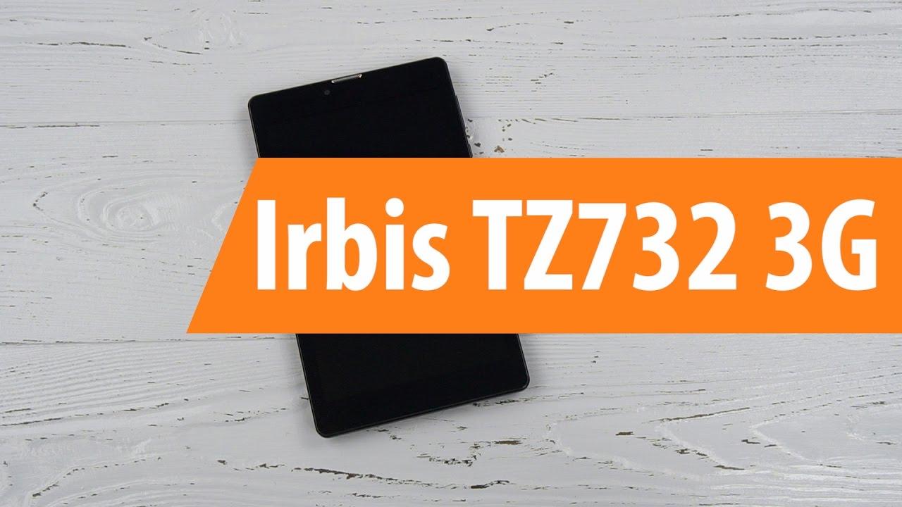 The tablet irbis tz720 firmware