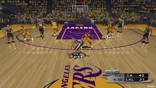 PS2 NBA 2K2 Gameplay