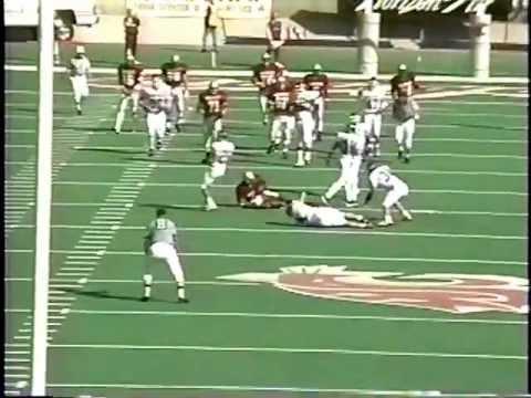 1 of 3 Shawn Tims Washington State Cougars Football #8 Highlight Video 1