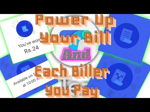 Tez New Coupon Power Up Your Bill and Each Biller You Pay || IndianAVR ||