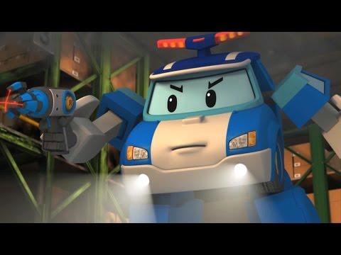 Мультфильм полли робокар и его друзья