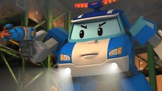 Робокар Поли и его друзья - Все серии подряд HD - Мультик про машинки-трансформеры