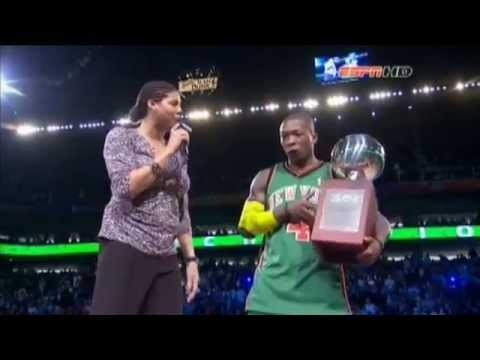 Nate Robinson - 2009 NBA Slam Dunk Contest (Champion)