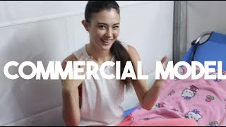 The Life of a Commercial Model (Metrobank Buddy Cora Waddell)