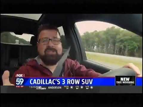 2020 Cadillac XT6 SUV Fox 59