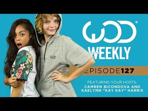 Camren Bicondova & KK Harris Host  Gotham  Emilio Dosal  The Filharmonic  WODWeekly 127