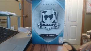 LIVE BOX BREAK 15-16 THE CUP WITH ULTIMATE PULL CONNOR  MCDAVID & WAYNE GRETZKY AUTO